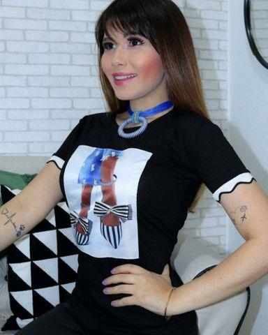 T shirt de luxo?? - Foto 5