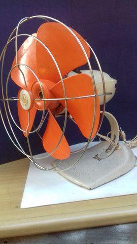 Ventilador GE Laranja - Foto 3
