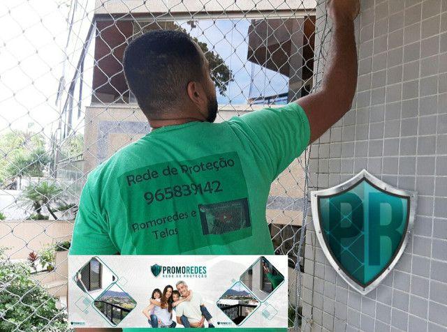 Tela de Proteção é na PromoRedes e telas  - Foto 5