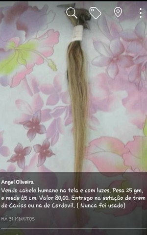 Vendo cabelos humano. - Foto 2