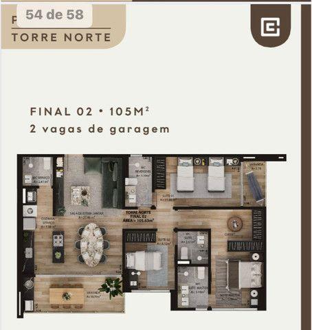 Lançamento - Duo Capim Macio - Apartamentos - Foto 7