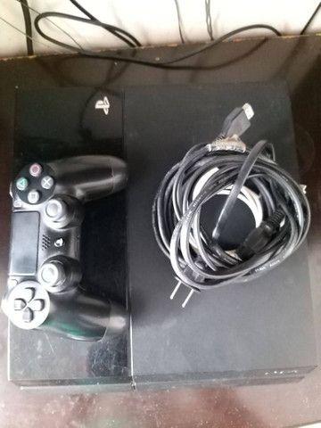 PS4 fat 500 GB - Foto 4