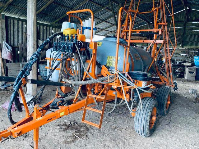 Pulverizador agrícola de barras - Foto 2