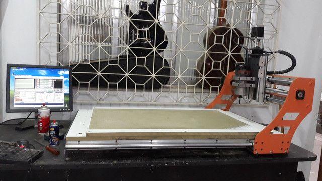 Router 8050FE - fabricação sob encomenda - Foto 5