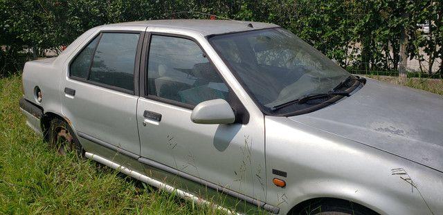 Peças Renault R19 sedan 1.8 8V 1996 * Leia descrição - Foto 3