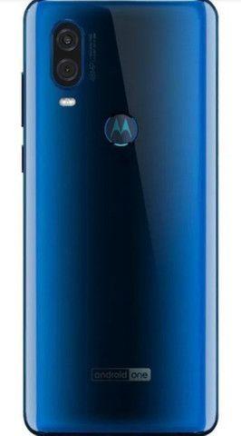 Motorola Moto One Vision 128gb Azul