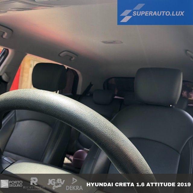 Hyundai Creta 1.6 Attitude AT6 2019 - Foto 5
