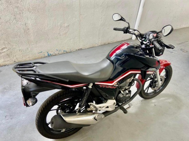 Honda CG 160 Titan EX ( Parcelamento ) - Foto 6