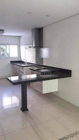Sobrado com 4 dormitórios para alugar, 301 m² por R$ 6.500,00/mês - Vila Alpina - Santo An - Foto 12