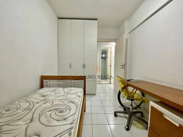 Edf. Tyche. Apartamento com 3 dormitórios, 86 m² - venda por R$ 370.000 ou aluguel por R$  - Foto 11