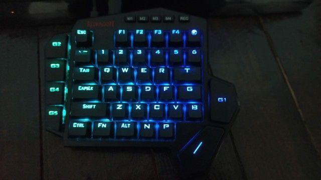 Kit mouse e teclado Redragon Gamer - Foto 3