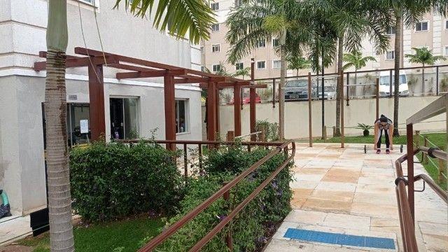Top Life Taguatinga Miami Beach Apartamento de 2 Quartos 1 Suíte Andar Alto Vista Livre - Foto 19