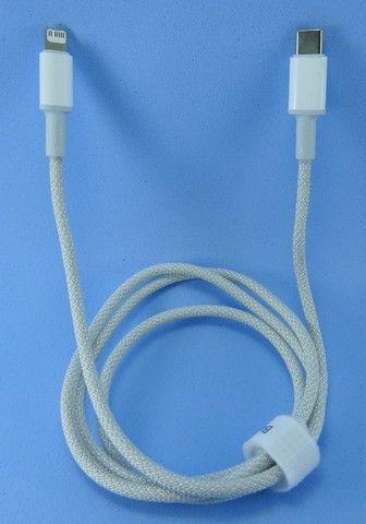 Cabo USB-C / Lightning (Compatível com Iphone) - Foto 3