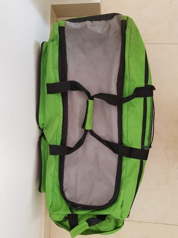 Bolsa grande com rodinhas - Foto 4