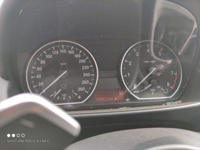Sucata BMW 130i 24V 2011 Sport (automática) - Foto 6