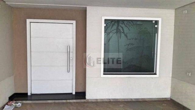 Sobrado com 4 dormitórios para alugar, 301 m² por R$ 6.500,00/mês - Vila Alpina - Santo An - Foto 7