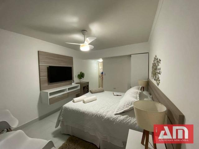 Flat com 1 dormitório à venda, 40 m² por R$ 150.000 - Gravatá/PE - Foto 3
