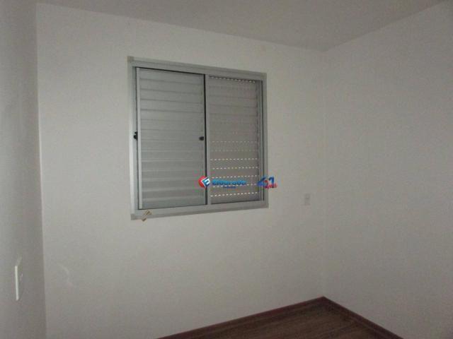 Apartamento com 2 dormitórios para alugar, 50 m² por R$ 750,00/mês - Parque Yolanda (Nova  - Foto 8