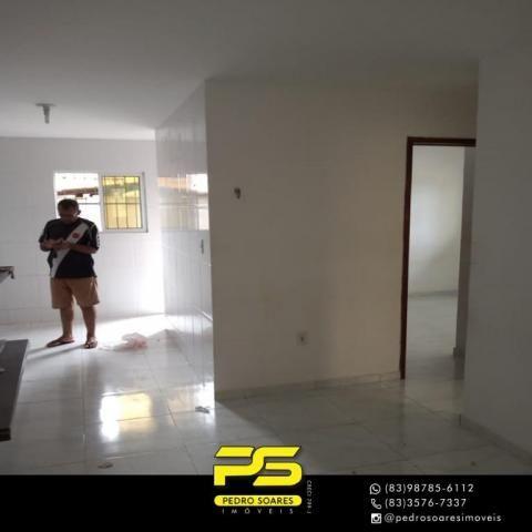 APARTAMENTO COM 2 DORMITÓRIOS À REPASSE, 55 M² POR R$ 17.000 - PARATIBE - JOÃO PESSOA/PB - Foto 6