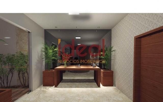Apartamento à venda, 3 quartos, 1 suíte, 2 vagas, Santo Antônio - Viçosa/MG - Foto 6