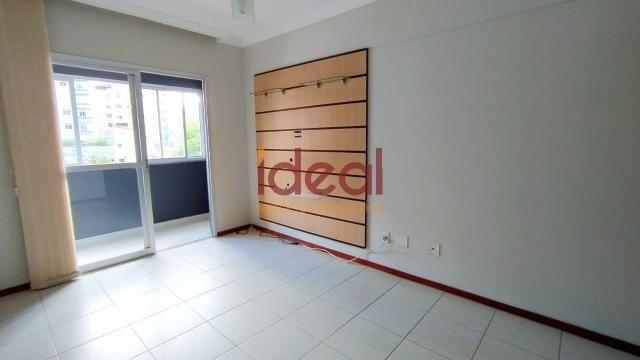 Apartamento para aluguel, 2 quartos, 1 suíte, 1 vaga, Centro - Viçosa/MG - Foto 3
