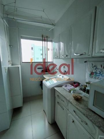 Apartamento à venda, 3 quartos, 1 suíte, 1 vaga, Recanto da Serra - Viçosa/MG - Foto 7