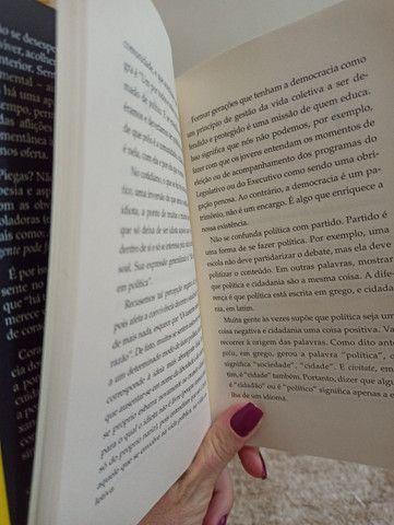 Livro Não se desespere- provocações filosóficas - Foto 4