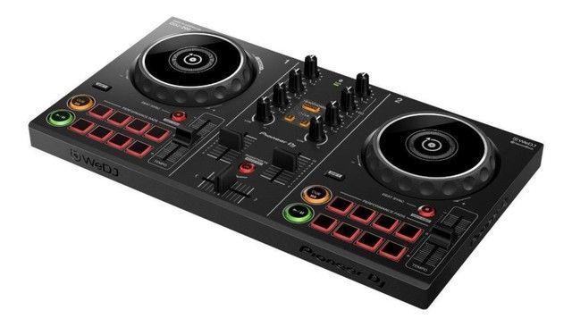 Controlador DJ Pioneer DDJ-200 - Foto 3