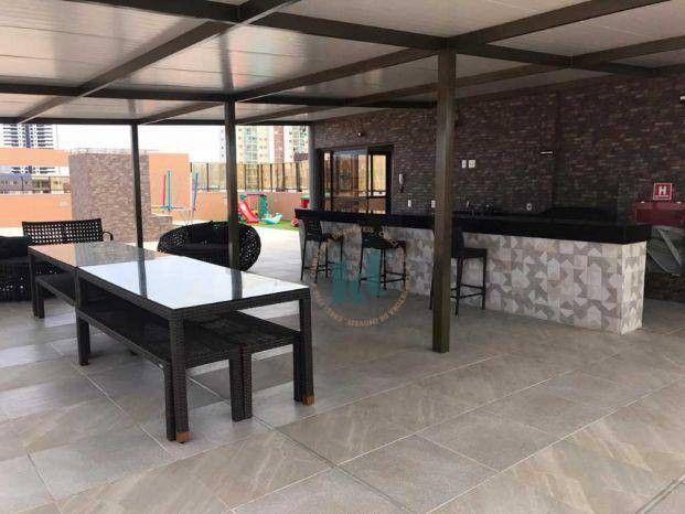 Apartamento com 3 dormitórios à venda, 105 m² por R$ 680.000,00 - Jardim Oceania - João Pe - Foto 12