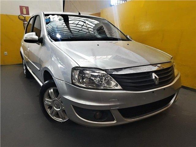 Renault Logan 2011 1.6 expression 8v flex 4p manual - Foto 9
