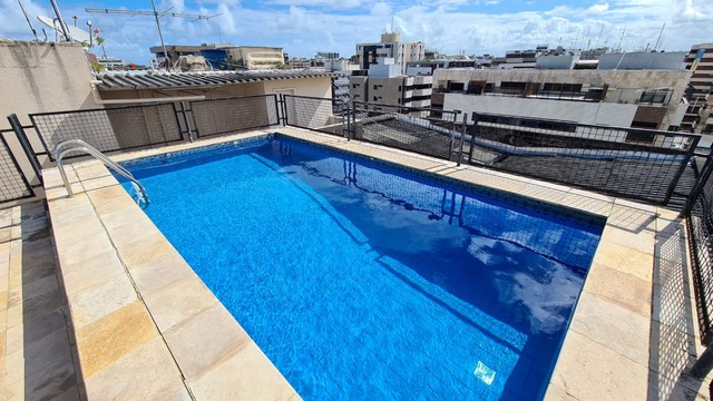 Cobertura para venda possui 254 metros quadrados com 4 quartos em Ponta Verde - Maceió - A - Foto 5