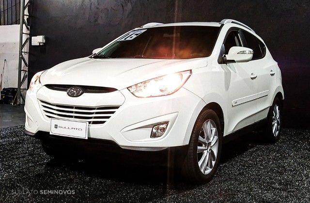 Hyundai IX35 Automática 2016 Estado de Zero Km