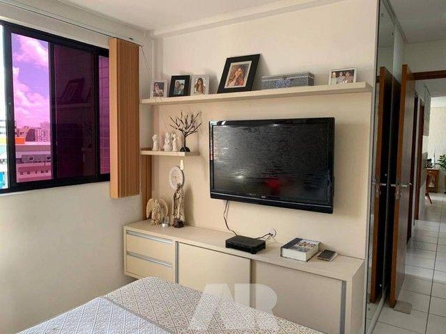 Apartamento para venda com 97 metros quadrados com 3 quartos em Ponta Verde - Maceió - AL - Foto 13