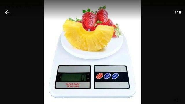 Balança Digital (cozinha) 10 kg Alta Precisão(Entrega Grátis) - Foto 2