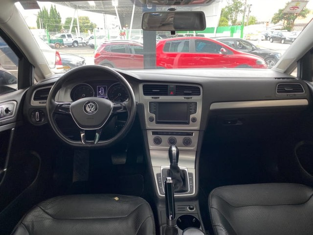 Vw Volkswagen Golf Variant 1.4 Tsi Comfortline Aut - Foto 11