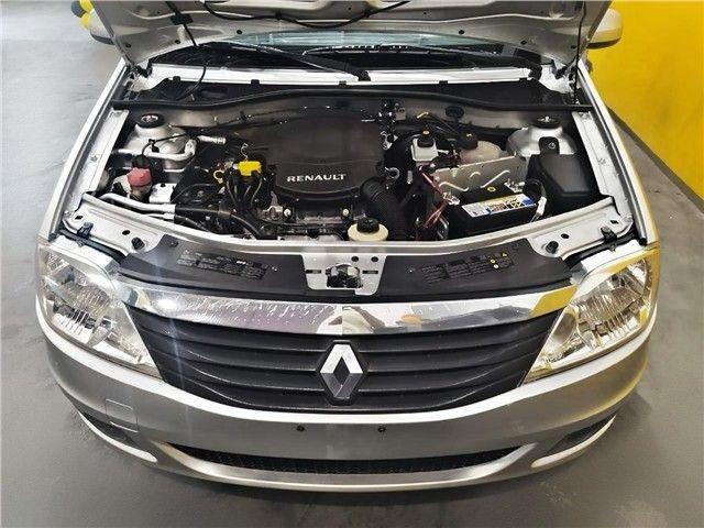 Renault Logan 2011 1.6 expression 8v flex 4p manual - Foto 6