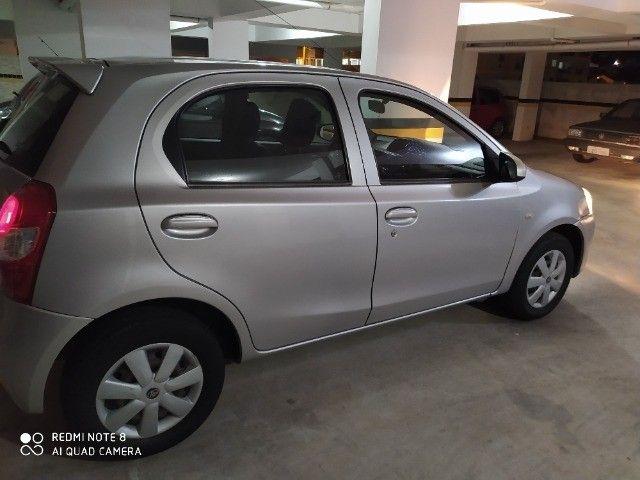 Toyota Etios X 1.3 2014 flex - Foto 4