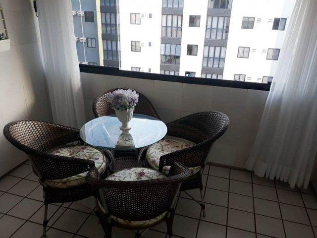 Apartamento à venda com 3 dormitórios em Manaíra, João pessoa cod:005711 - Foto 11