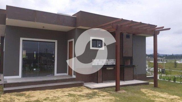 Condomínio Solaris - Casa com 3 dormitórios à venda, 140 m² - Itaipuaçu - Maricá/RJ - Foto 7