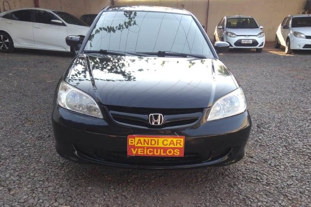 Honda Civic LXL 2005/2005 - Foto 2