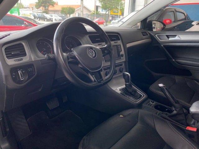Vw Volkswagen Golf Variant 1.4 Tsi Comfortline Aut - Foto 12
