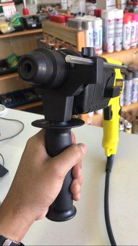 ( novo )  Martelete Perfurador Com Maleta Sds Plus 650w Hammer 220V - Foto 3