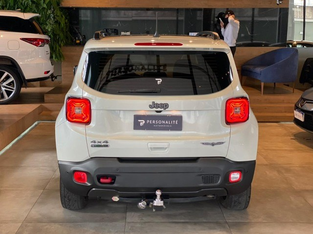 Jeep Renegade Trailhawk 2.0 Turbo Diesel 4x4 Automático 2020 - Foto 19