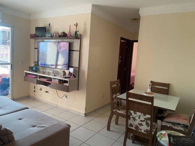 Apartamento com 2 Dormitórios sendo 01 suíte, 60 m², Morada do Parque