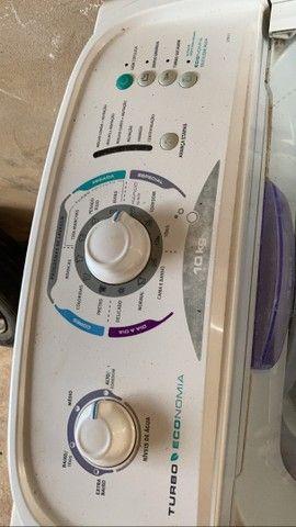 Vendo máquina  de lavar  roupa  - Foto 6