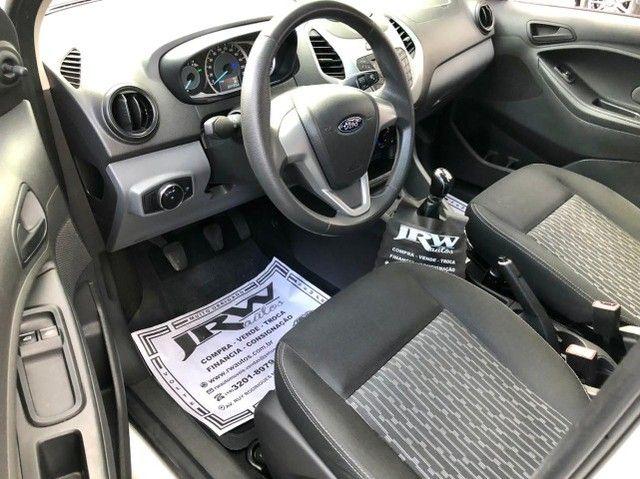Ford Ka Se Plus 1.0 Manual Flex 2017 Impecável !!!! Completíssimo !!!  - Foto 10