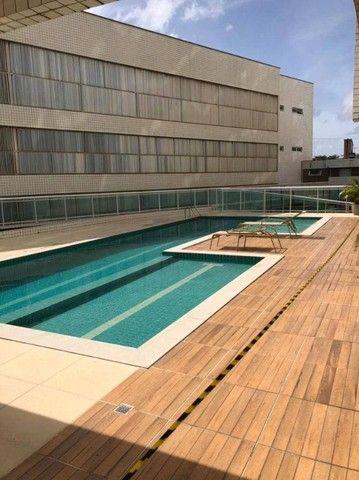 AB139 - Apartamento com 03 quartos/ piso porcelanato/ 02 vagas cobertas - Foto 7