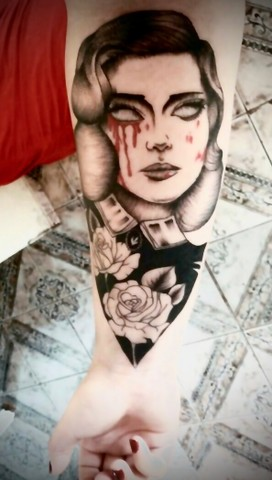 Troco Tatuagem por Notebook  - Foto 2