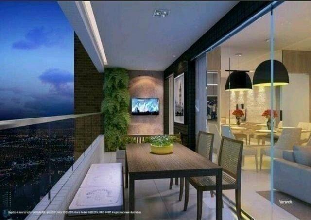 #Seven Residence 3 e 4 Suites no Marco - Condição Parcelada e Financiamento Caixa - Foto 5