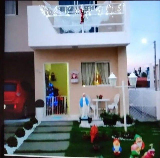 Vendo casa duplex em Lagoa do Carro - Foto 12
